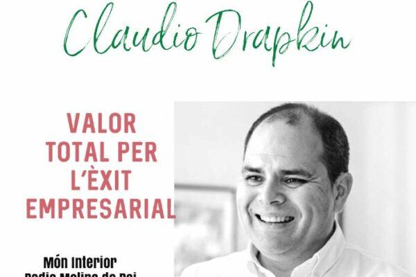 Hablamos con Claudio Drapkin – Món Interior