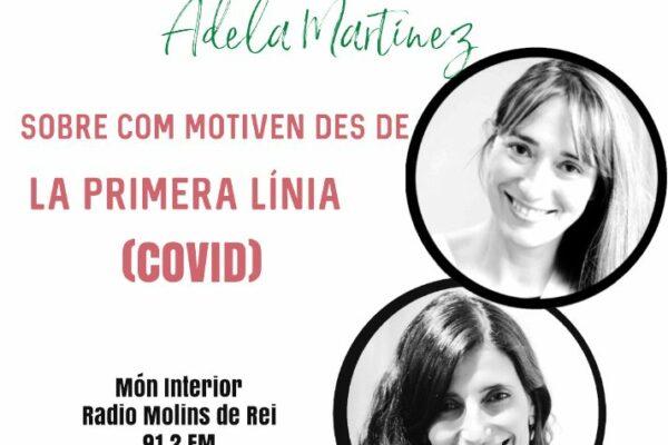 Hablamos con Yolanda Meije y Adela Martínez – Món Interior