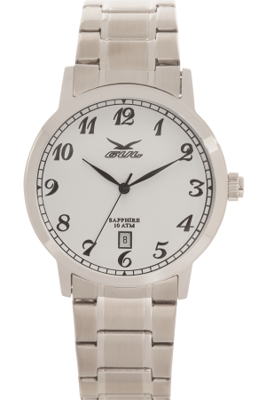 824012011-Piccadilly-II-White-numbers,-Bracelet