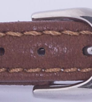 212012000 Gul Elk strap brown steel clasp 12mm kopiera