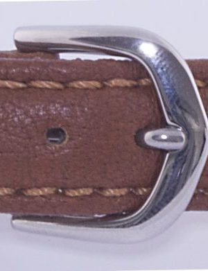 212022000 Gul Elk strap brown steel clasp 14mm kopiera