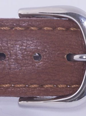 212042000 Gul Elk strap brown steel clasp 18mm kopiera