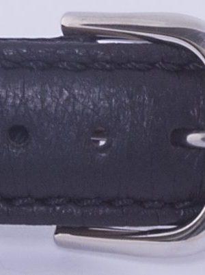 212042001 Gul Elk strap black steel clasp 18mm kopiera