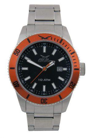 522012281 Whitesands Black_Orange Bracelet