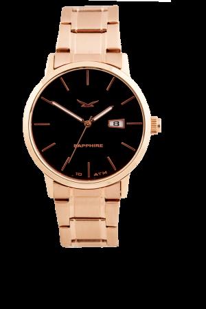 800112201 Piccadilly Rosé Brown Bracelet