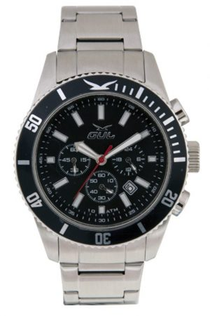 522012280 Whitesands Chrono Black Black Bracelet