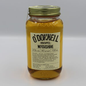 Glas Bratapfel