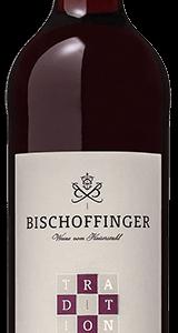 Flasche Rotwein Spätbugunder