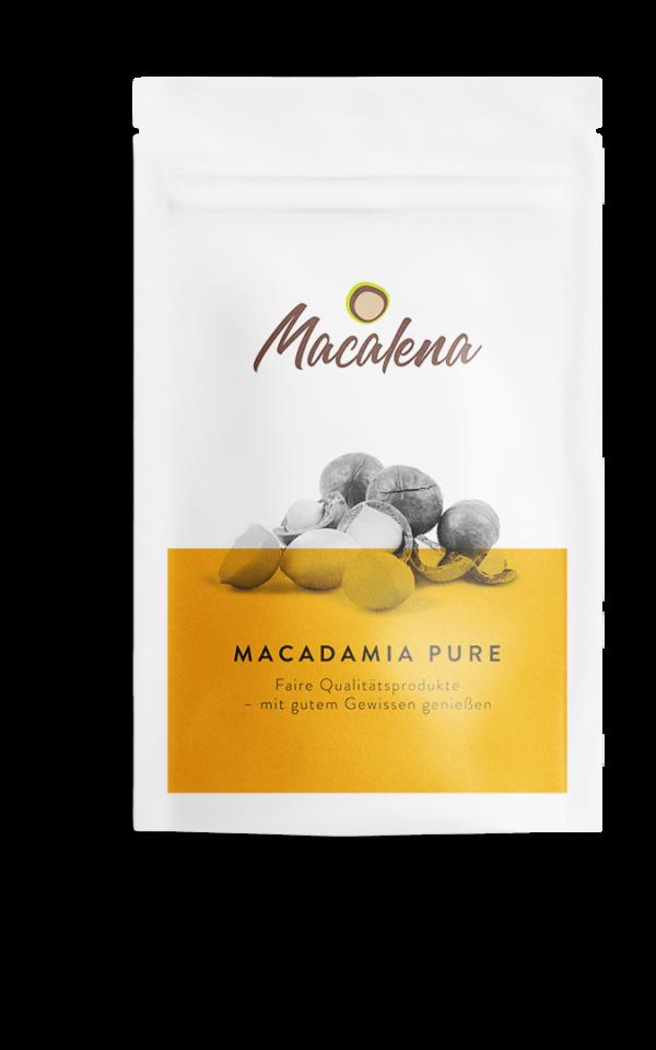 pure Macadamia