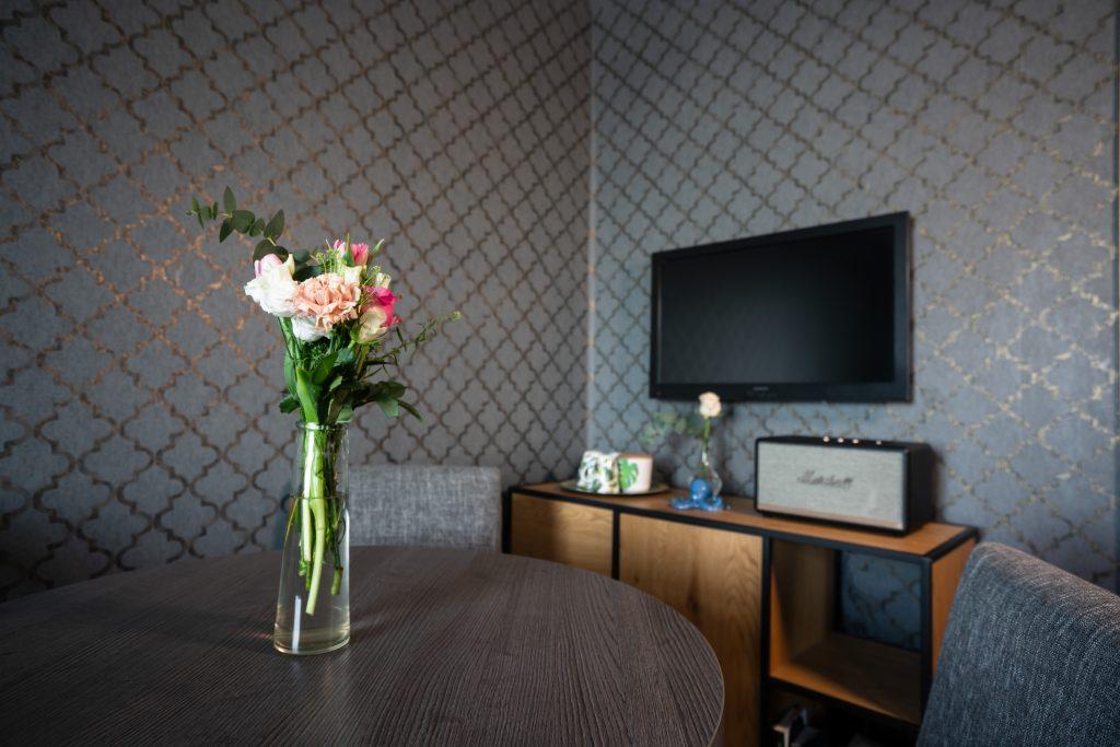 Hotell Hallstaberget - Stor svit med bad och bastu
