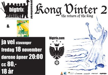 Kong Vinter II