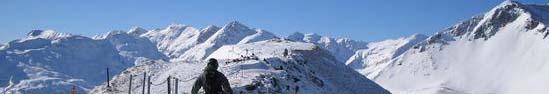 Panorama Stubnerkogel