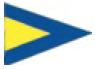 Klasseflagg likhetstegn