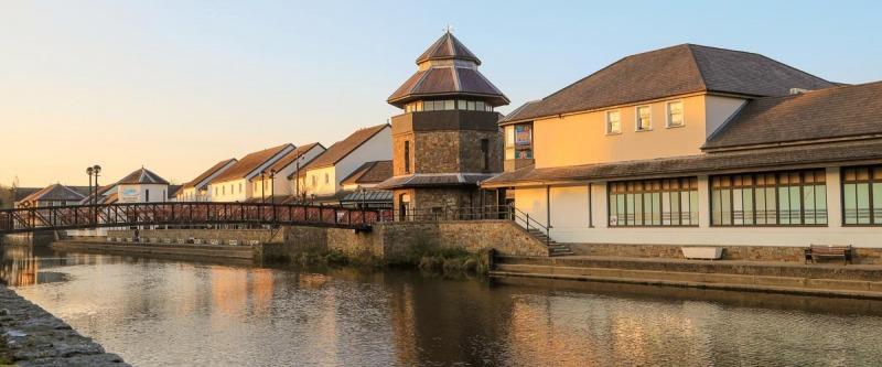 Haverfordwest Waterfront Shops