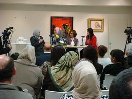 ندوة عن دور المرأة في الوعي والتسامح الديني
