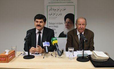 """تقرير عن محاضرة د. صلاح نيازي المعنوّنة """"تجربتي في الغرب"""""""