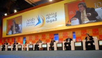 """منتدى الإعلام العربي يتلمس أوجاع """"العربية"""" في عالم مضطرب"""