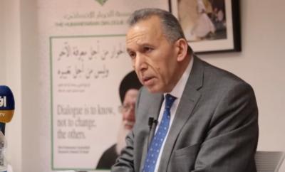 احتفالية الدكتور إبراهيم العاتي