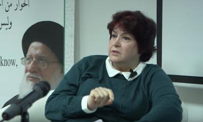 د.فاتنة الهاشمي : المجالس الادبية والثقافية في بغداد