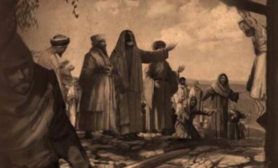 الحلّاج..الحرية على خشبة الصلب
