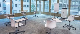 Luxury Office Space Meeting Room Helix Hub Berlin