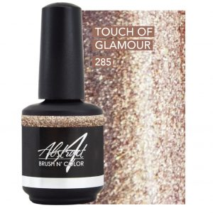 Abstract Brush n Color Touch of Glamour Mrs. Claus