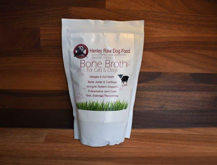 Lamb Bone Broth Dog Food