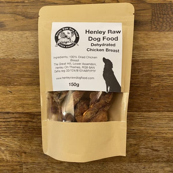 Dehydrated Chicken Breast Jerky