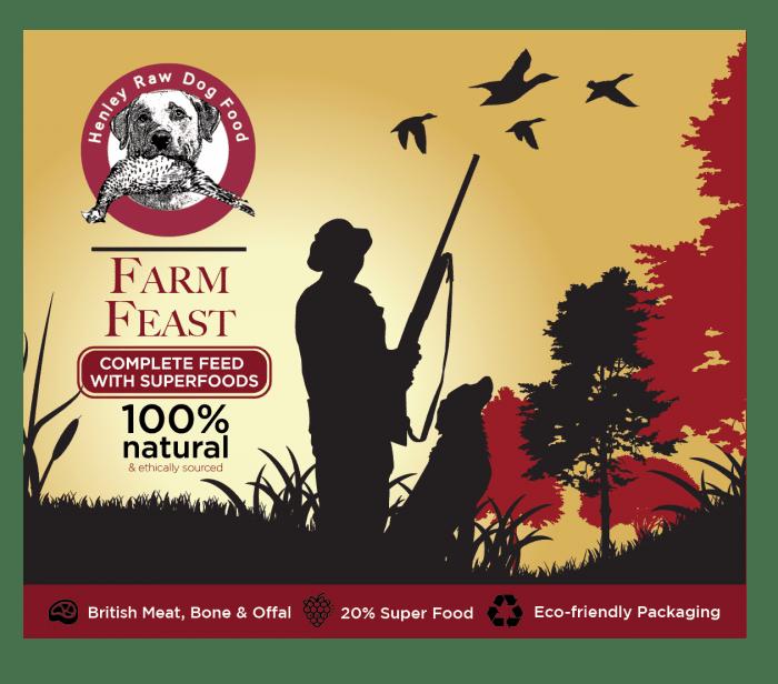Henley Deluxe Farm Feast Complete