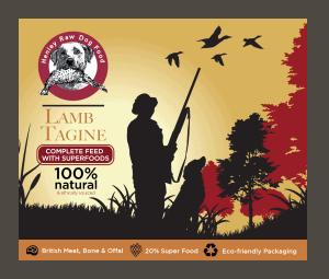 Lamb Tagine Complete Raw Dog Food