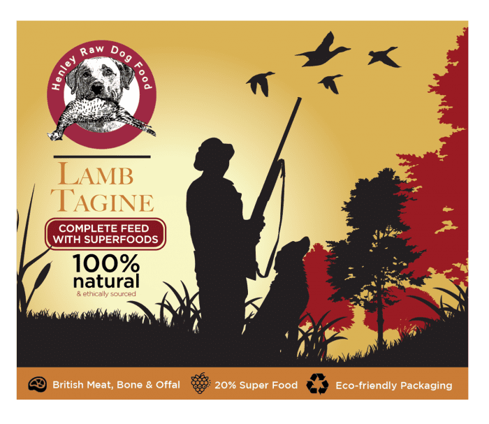 Lamb Tagine Deluxe Dog Food