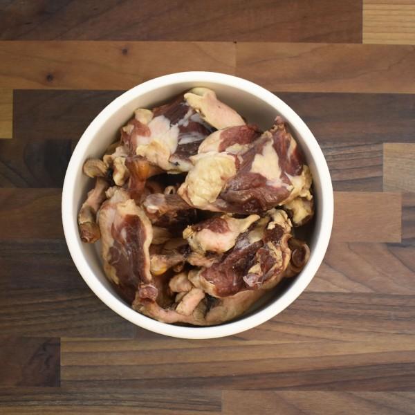 Meaty Pheasant Bones 1kg