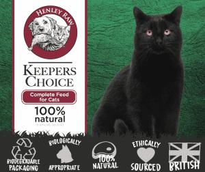 Keepers Choice Raw Cat Food