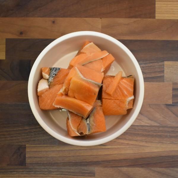 Salmon Chunks 1KG