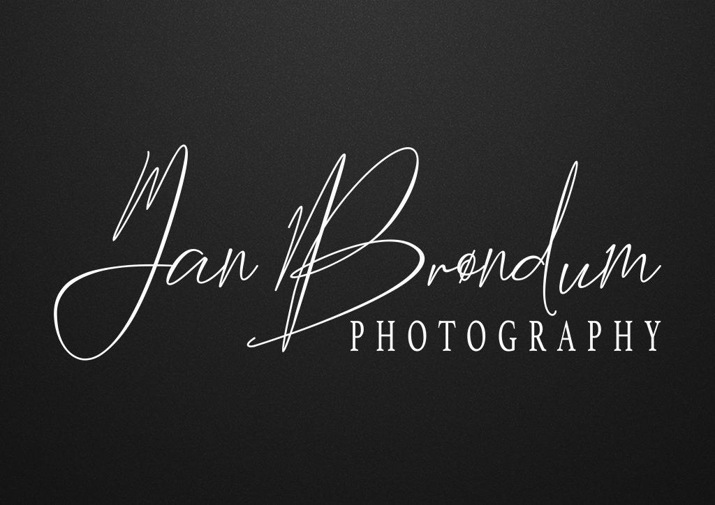 Logo for Brøndum Photography