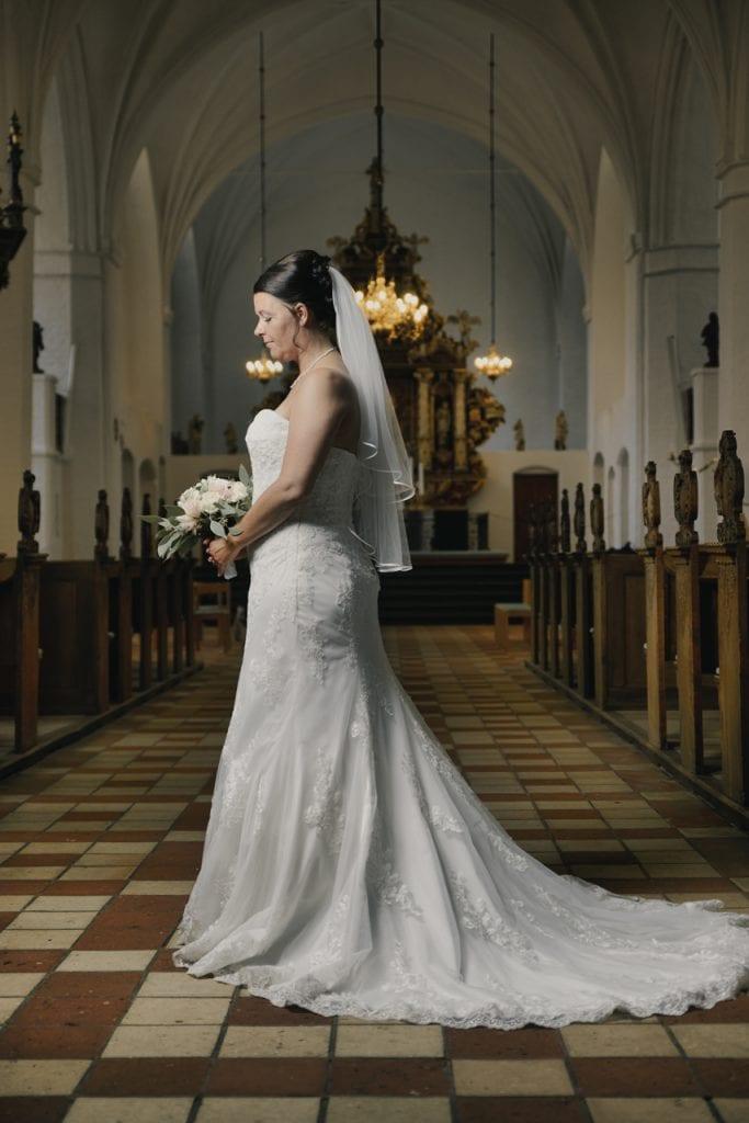 Bryllupsfotografering Af HenrikFoto.Com