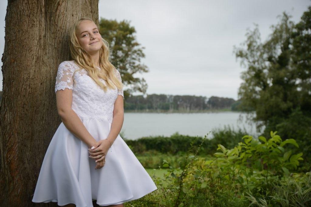 Konfirmationsbilleder taget af HenriksFoto.Com