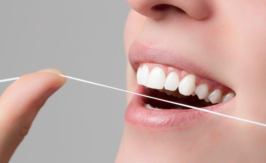 Tandsundhed med tandtråd