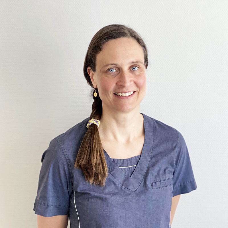 Tandlæge Lene Paaskesen