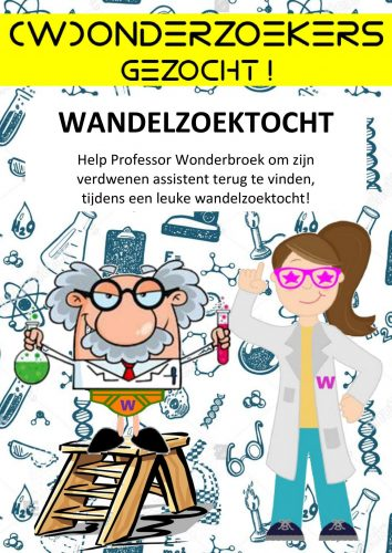 Affiche Wantdeltocht