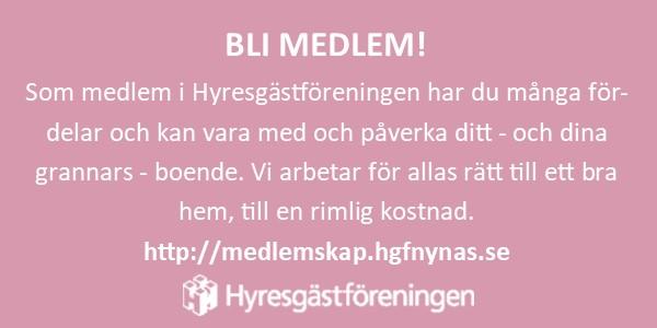 Hyresgästföreningen Nynäshamn