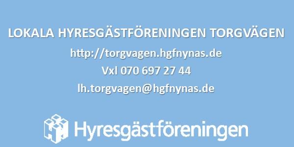 Lokala Hyresgästföreningen Torgvägen