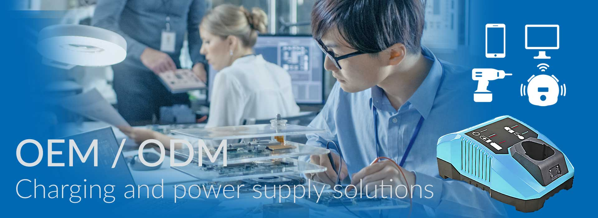 oem-odm-Charging-power-supply-solutions
