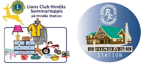 Lions Club Hindås loppis