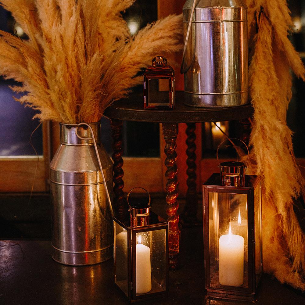 Hire Your Day - BOHO Theme Lanterns