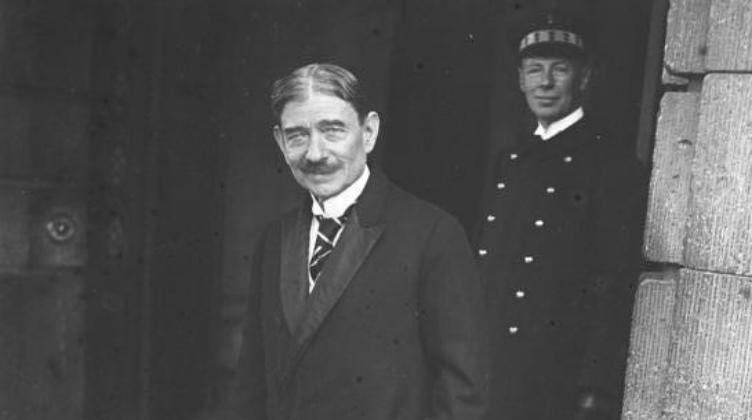 Frank Harris (1856-1931) – a confidential editor