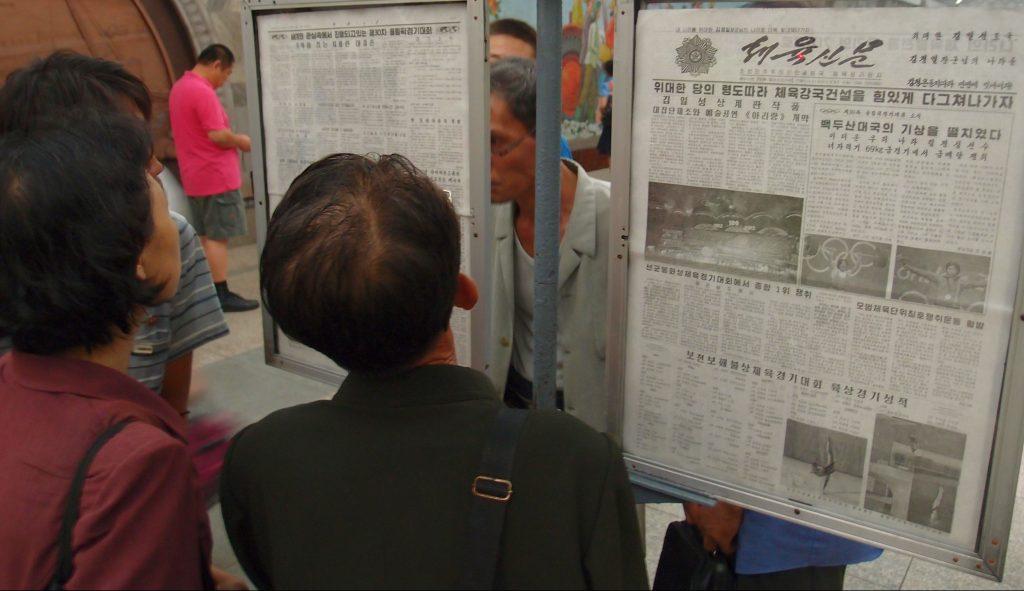 Literature and Reading in North Korea