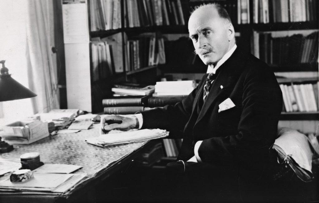 Hamsun, the Nazi Nobel laureate