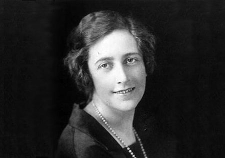 Agatha Christie in 1925