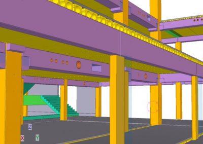 hollowcore design, prestressed concrete design
